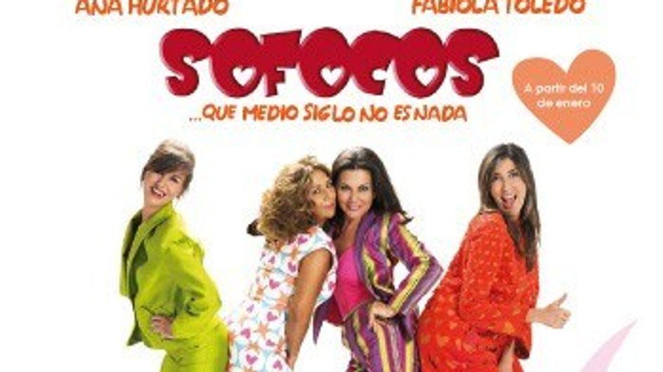 """Lolita vuelve a los escenarios con """"Sofocos"""""""
