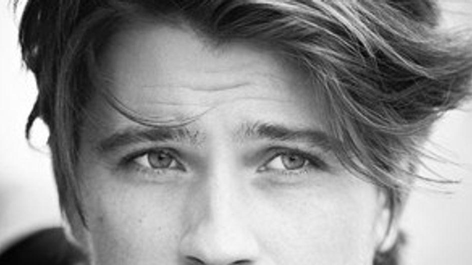 Garrett Hedlund es el nuevo rostro de YSL perfumes