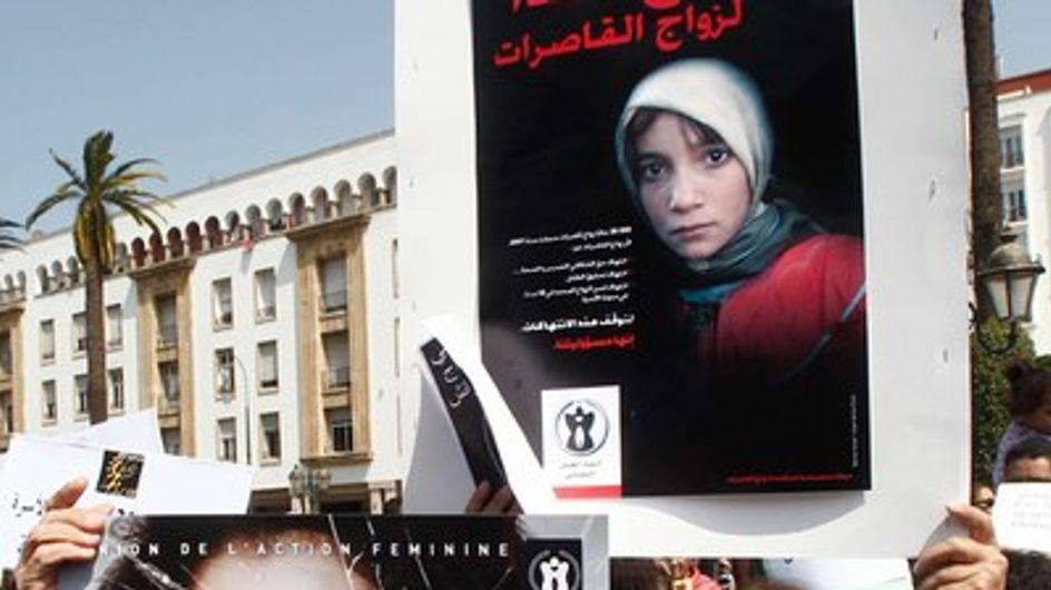 """En Marruecos, las violaciones ya no se podrán """"lavar"""" con el matrimonio"""