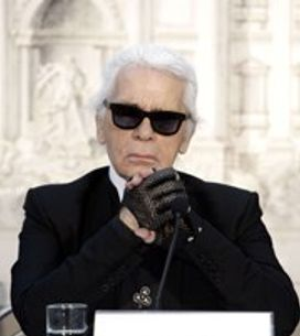 Karl Lagerfeld financiará la restauración de la Fontana de Trevi