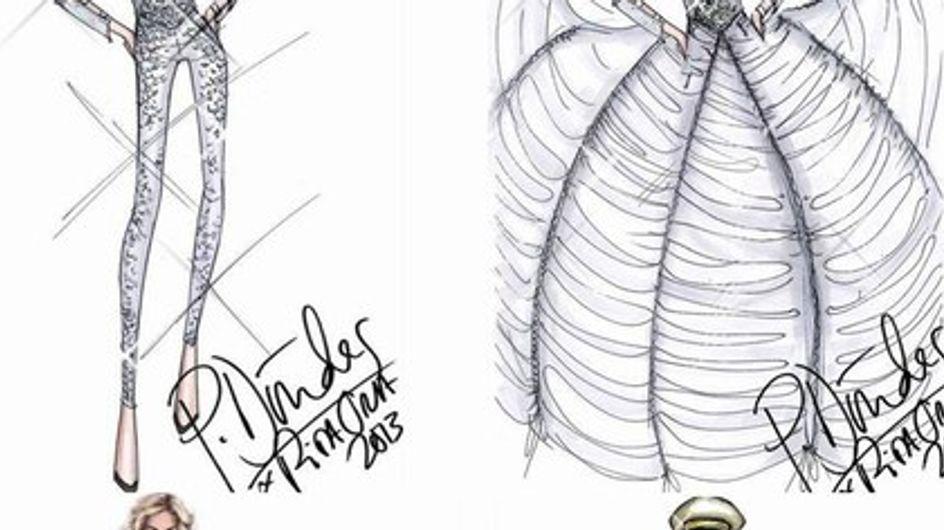 Emilio Pucci crea el vestuario de la gira de Rita Ora