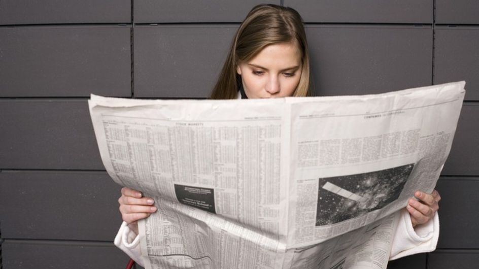 En plena crisis, los españoles no leen sobre economía