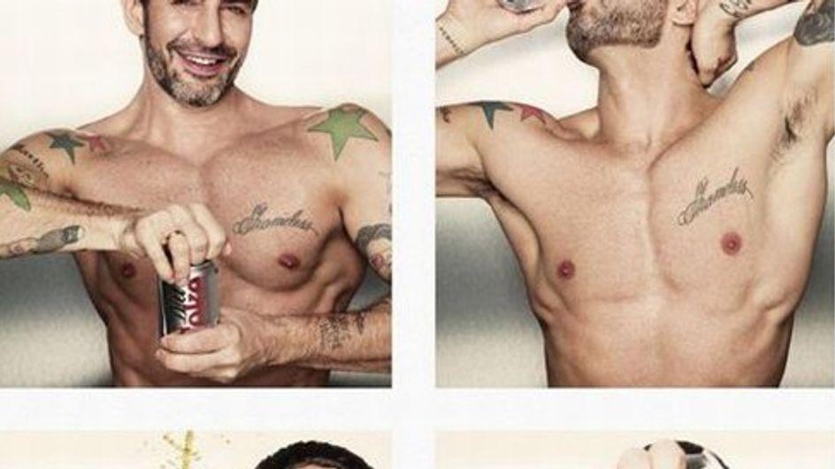 Marc Jacobs se convierte en el director creativo de Coca Cola Light