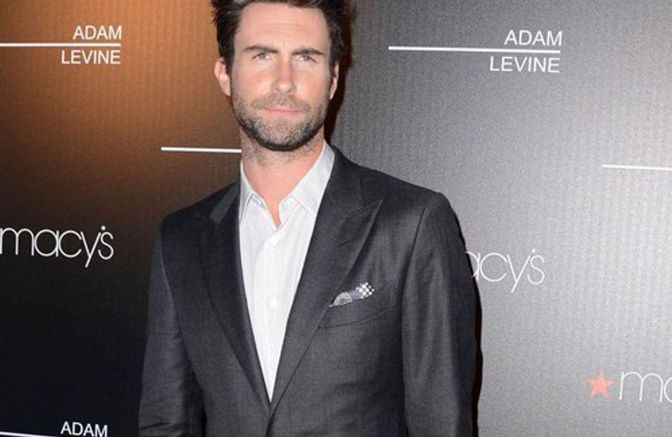 Adam Levine lanza su propia fragancia