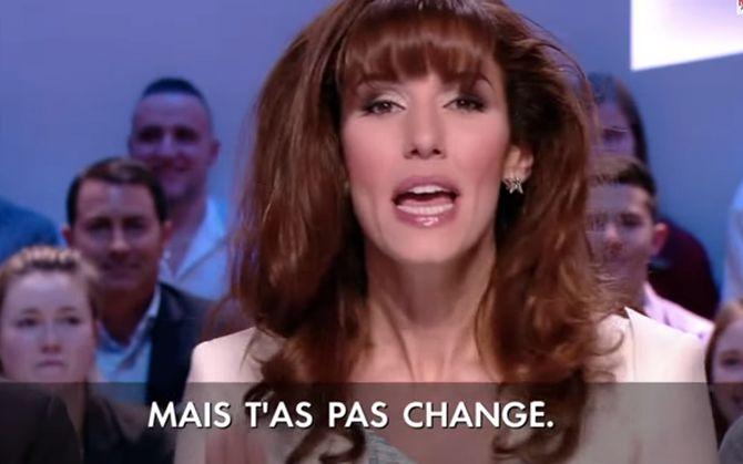 Doria Tillier, Miss Météo Canal +