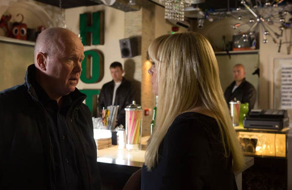 Eastenders 13/06 – Roxy tries to get some answers from Ronnie