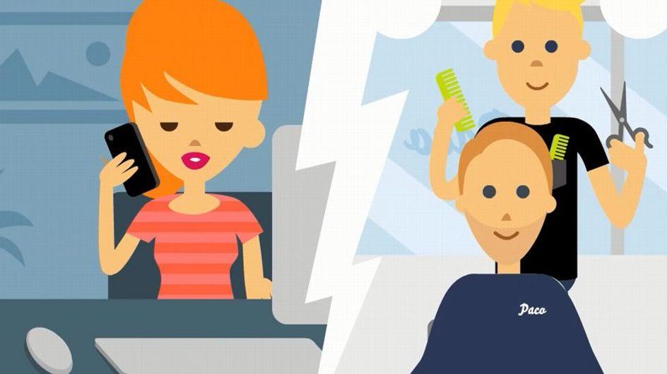 Bucmi, ¡pide cita on line para la peluquería!