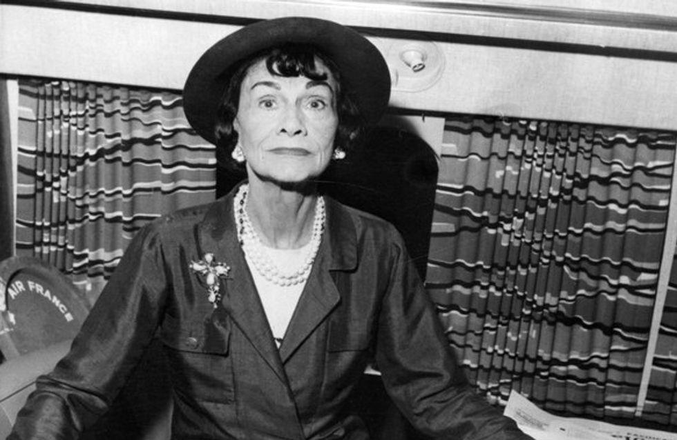 Los diamantes, los mejores amigos de Coco Chanel