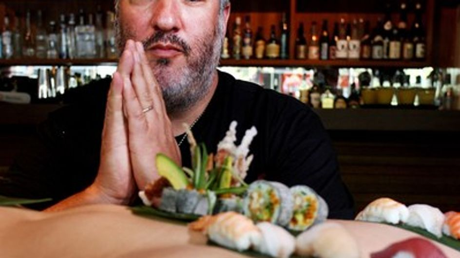 ¿Conoces el body sushi?