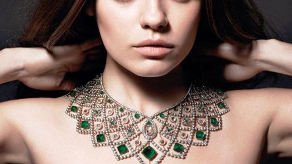 Mila Kunis es la nueva imagen de Gemfields