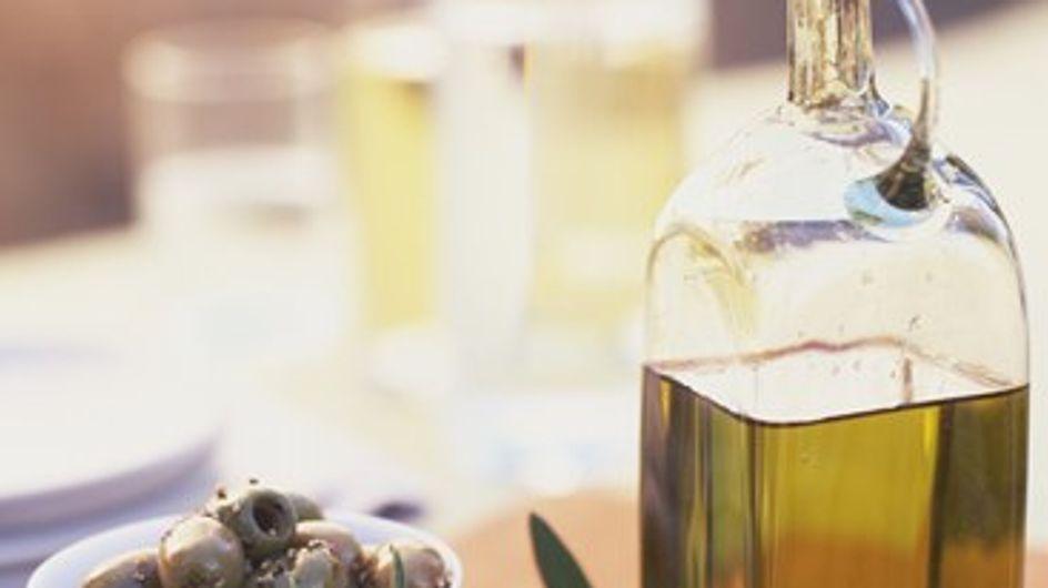 El aceite de oliva ayuda a mantener un peso saludable