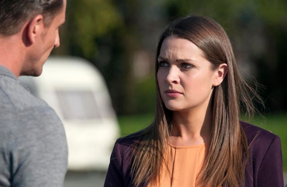 Hollyoaks 12/06 – Will Patrick stay true to his word?