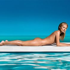 Kate Moss luce desnudo para St. Tropez