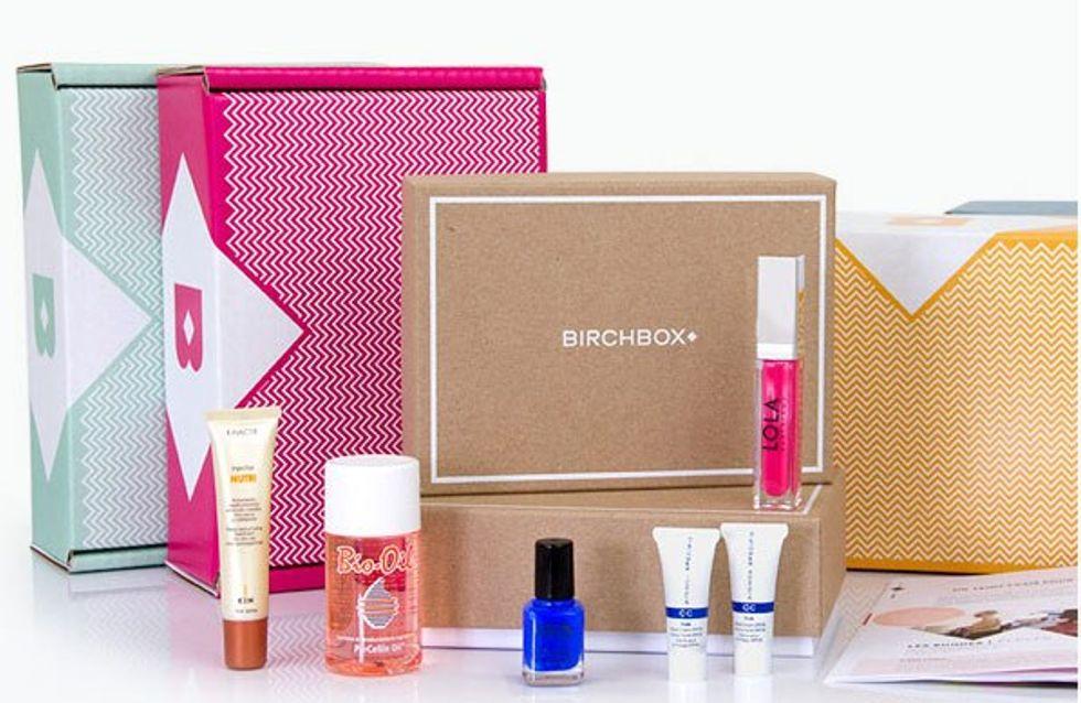 Birchbox: una nueva forma de comprar cosmética