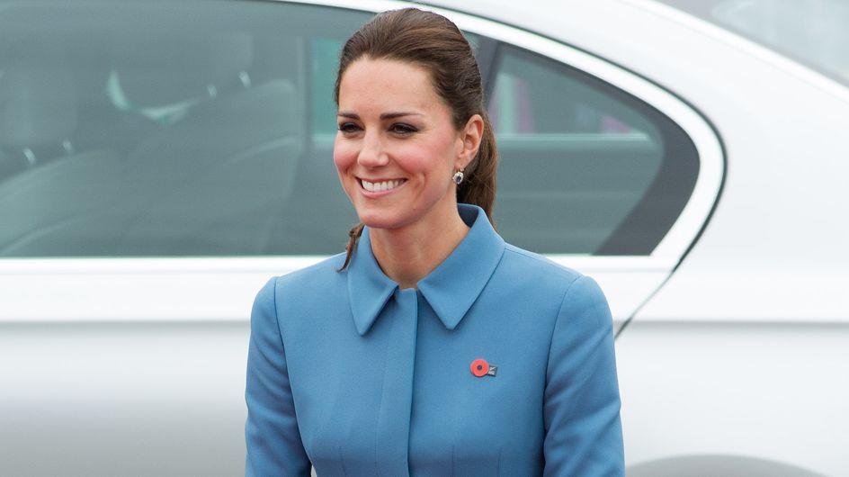 """Kate Middleton : Elle embauche un garde du corps pour protéger ses """"arrières"""""""