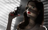 Sin City : Eva Green jugée trop sexy sur l'affiche du film (Photo)