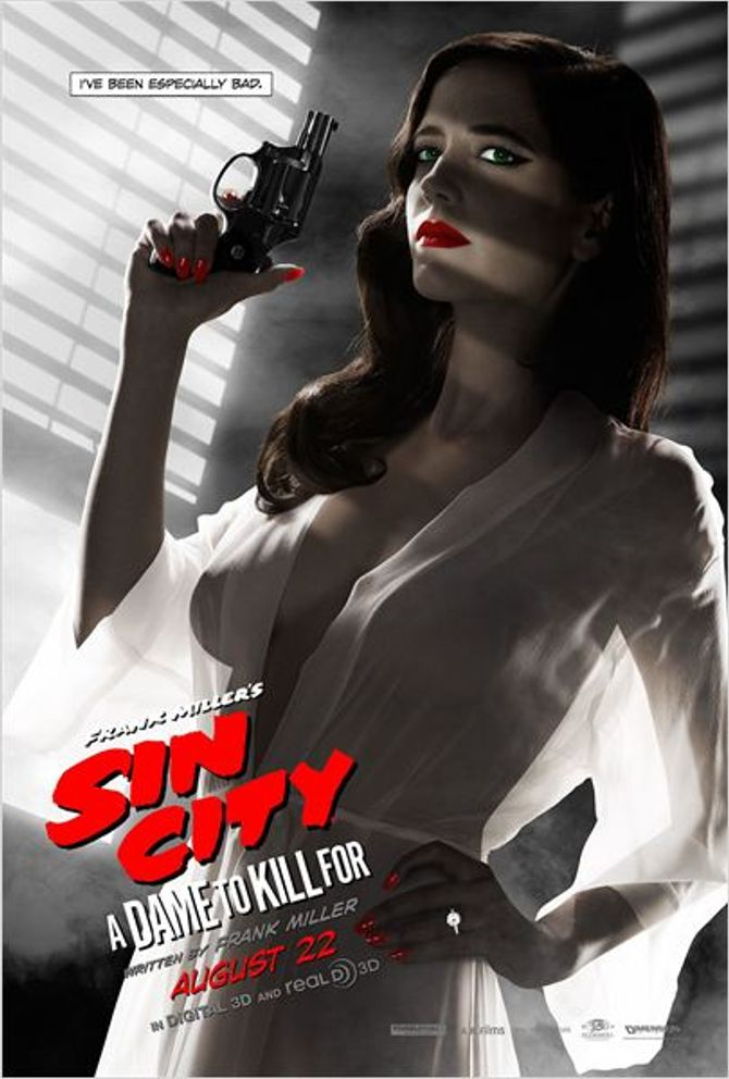 Sin City : Eva Green