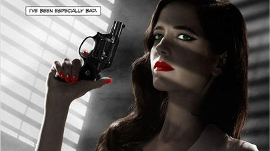 Sin City : Eva Green jugée trop sexy sur l'affiche du film (Photo)