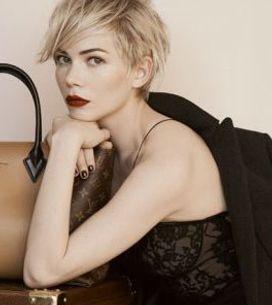 Michelle Williams, nueva imagen de Louis Vuitton