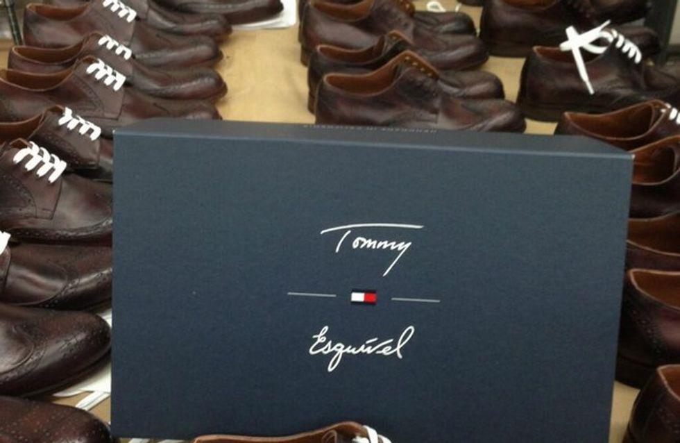 Tommy Hilfiger y George Esquivel lanzan una colección cápsula