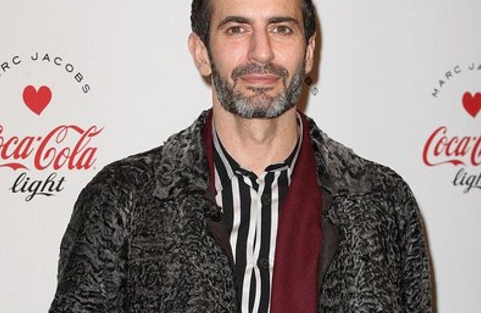 Marc Jacobs lanza su primera línea de cosméticos... ¡con tienda propia!