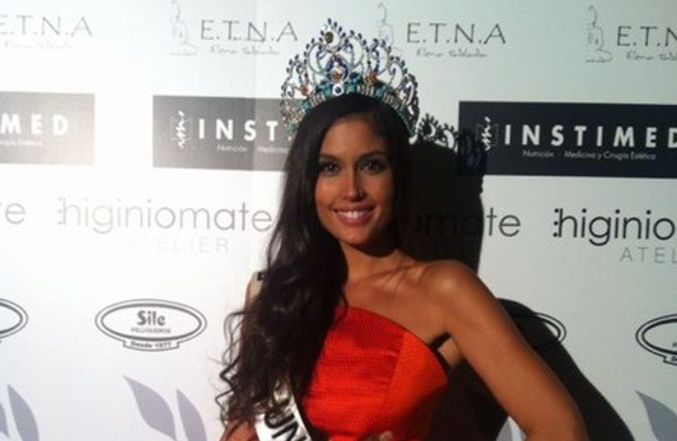 La tinerfeña Patricia Yurena, candidata a Miss Universo 2013
