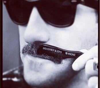 Movember consigue hacer crecer millones de bigotes