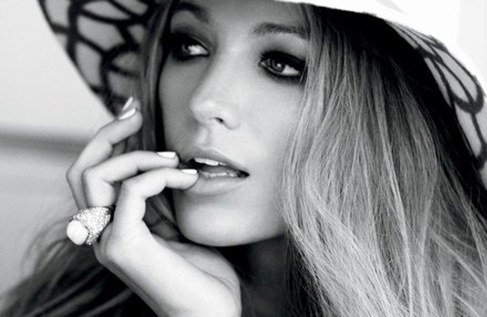 Blake Lively ficha por L'Oréal parís