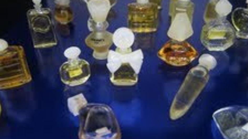 La Abadía del Perfume presenta una exposición de miniaturas de perfumes