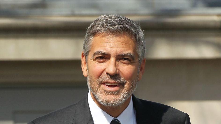George Clooney: Er heiratet nicht im 'Downton Abbey' Schloss
