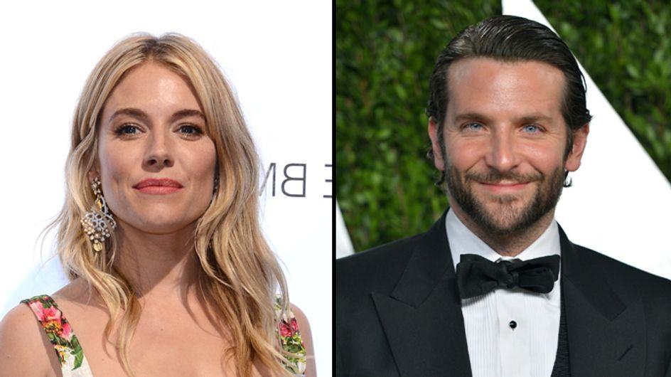 Sienna Miller : Elle a épousé Bradley Cooper !