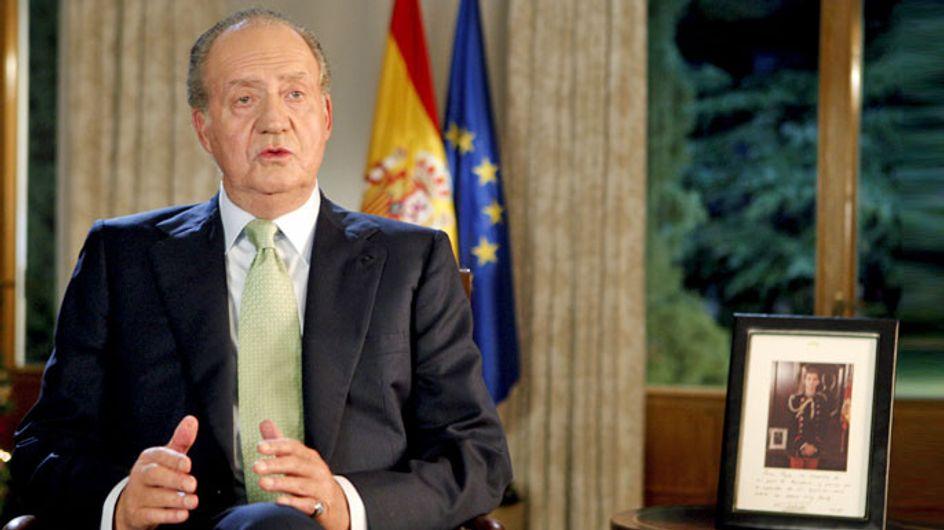 """El Rey tras su abdicación: """"Guardo y guardaré siempre a España en lo más hondo de mi corazón"""""""