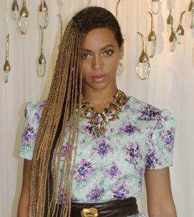 Beyoncé : Sa cascade de tresses, vous aimez ? (Photos)