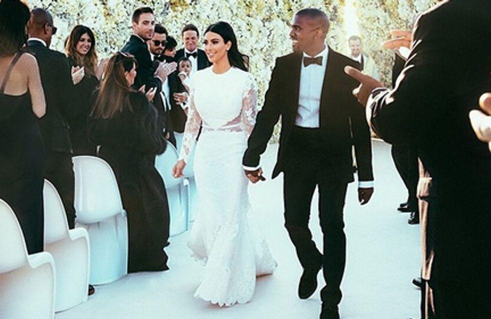 Kim Kardashian : Zoom sur son maquillage