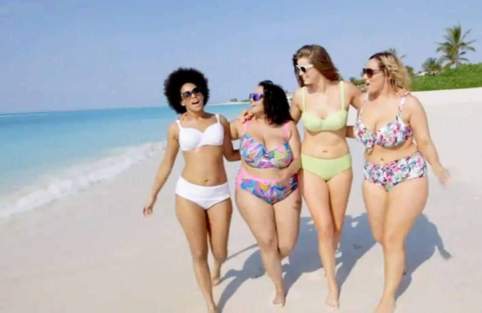 JEDE Frau hat eine Bikinifigur! Warum wir uns diesen Sommer am Strand endlich wohlfühlen ...