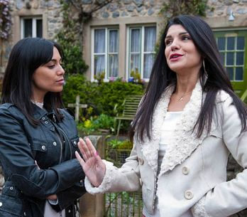 Emmerdale 11/06 – Alicia threatens to leave