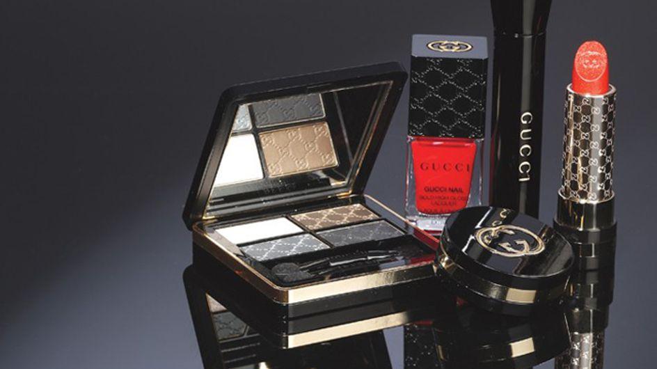Gucci Cosmetics : Un petit avant-goût pour ravir les beautystas (Photo)
