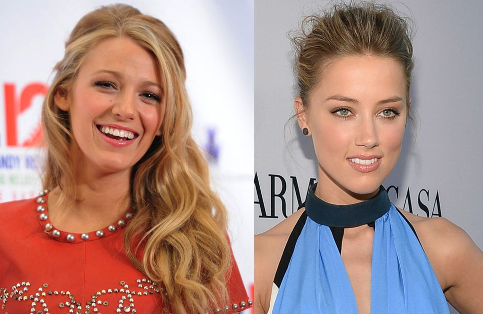 Blake Lively ou Amber Heard : Qui sera la prochaine James Bond Girl ?