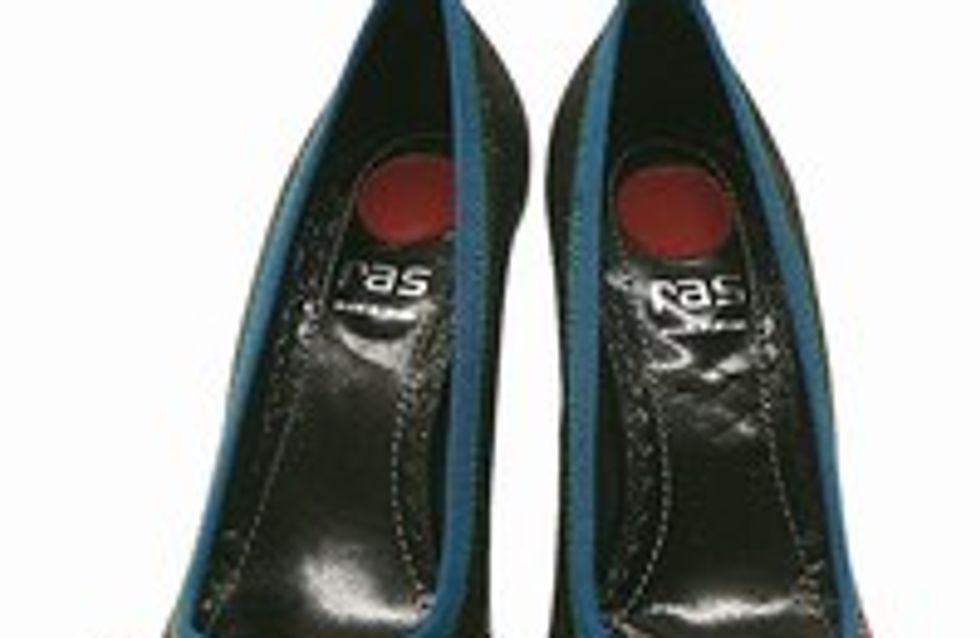 Zapatos de cumpleaños de RAS