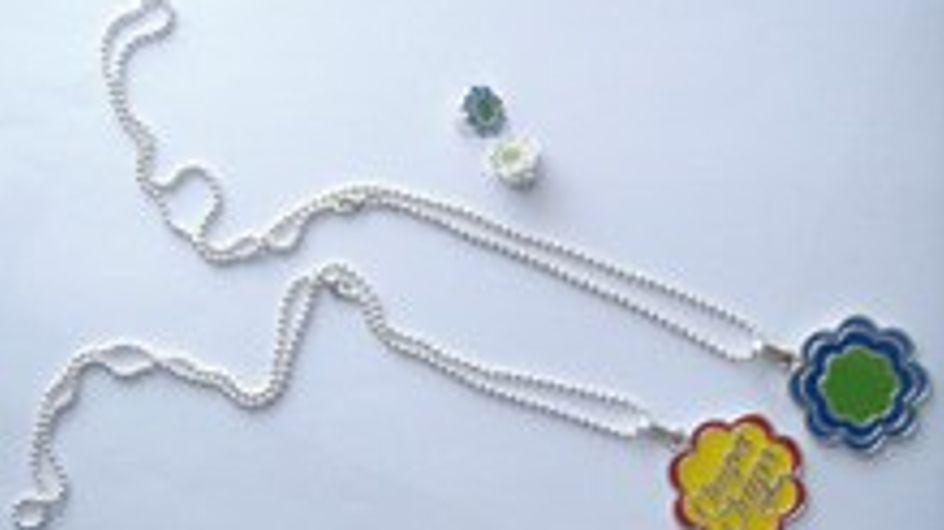 Chupa Chups lanza una colección de joyas para celebrar su 50 aniversario