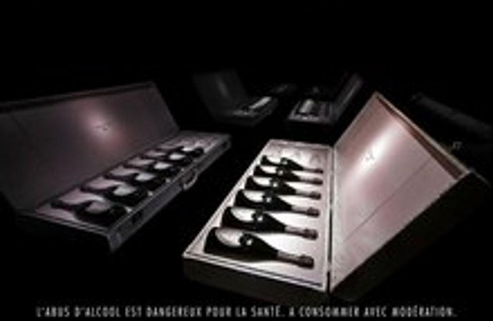 Cata de lujo con Karl Lagerfeld y Dom Pérignon