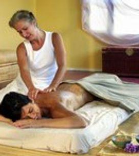 El masaje oriental