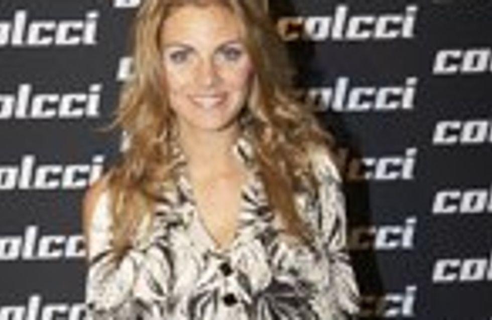 Amaia Salamanca, madrina del Colcci Fashion Show 2008