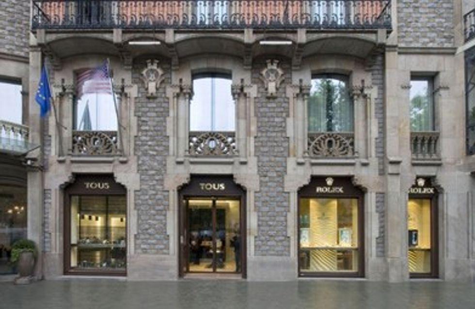 Tous abre un espacio Rolex en Barcelona