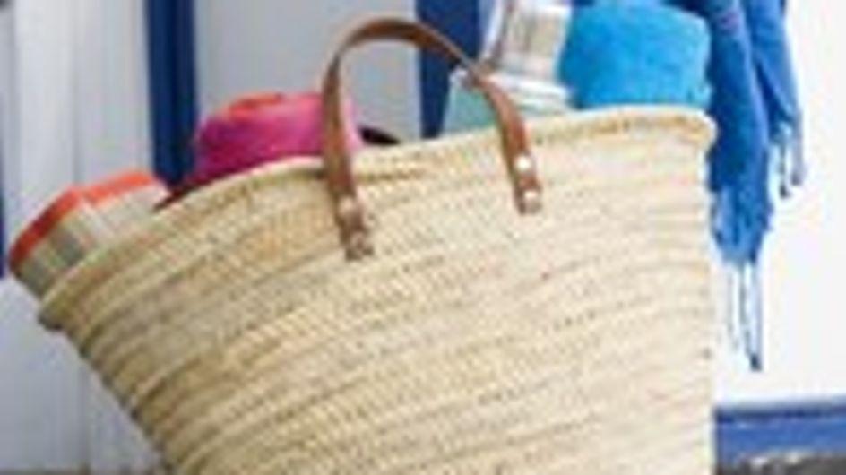 La bolsa de playa
