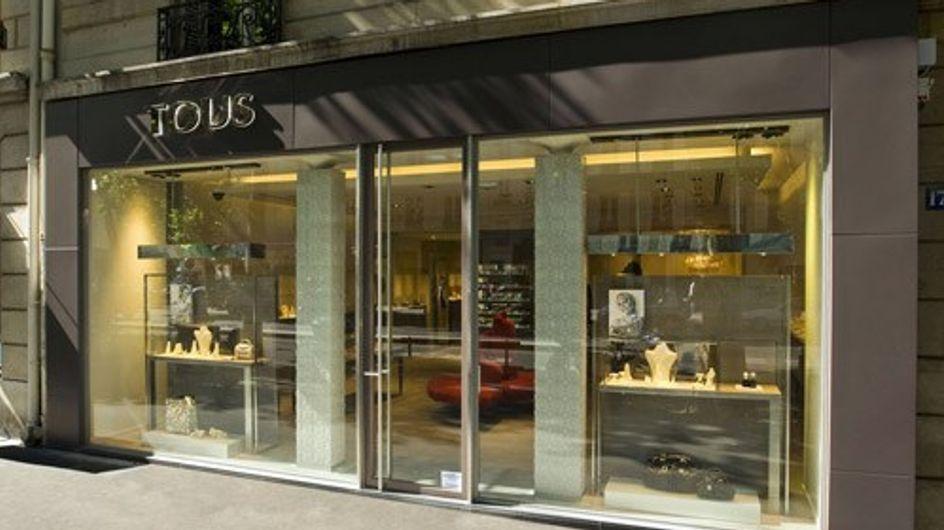 TOUS abre su segunda tienda en París