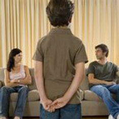 Explicar un divorcio a tu hijo