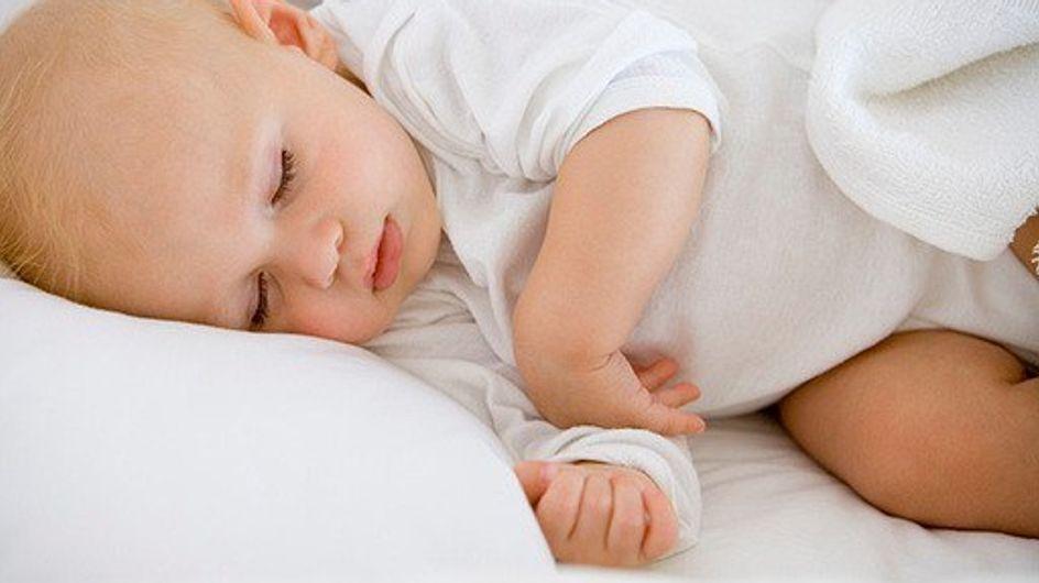 Colocar al bebé para dormir