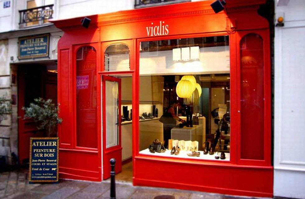Vialis abre su primera tienda en París