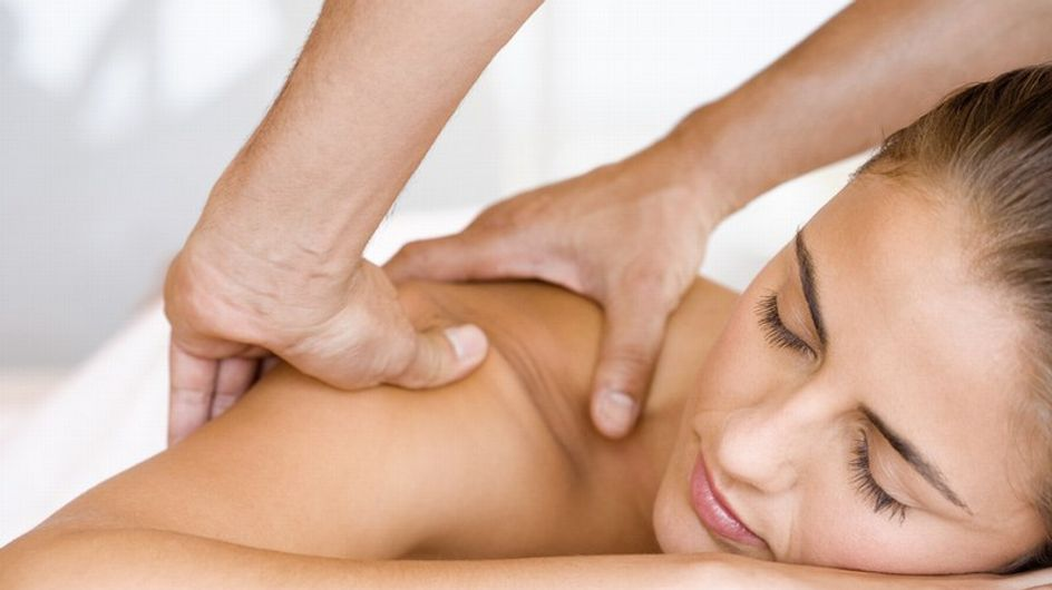 Algunas técnicas de masaje